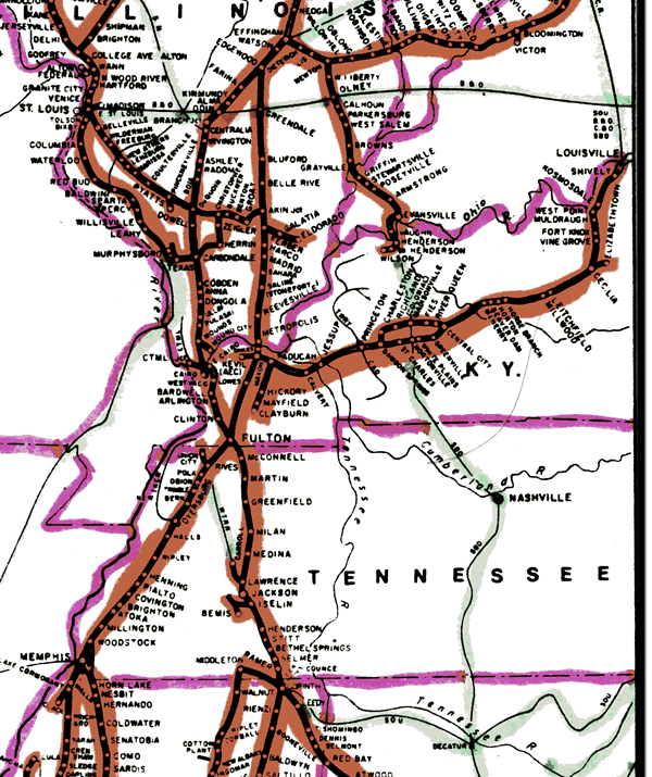 Illinois Central 1985 System Map on cotton belt railroad maps, western pacific railroad maps, illinois terminal railroad 1950, b&o railroad maps, magnolia mississippi maps, illinois central caboose, illinois central trains, illinois 294 toll road map, western maryland railroad maps, louisville and nashville railroad maps, burlington northern railroad maps, baltimore and ohio railroad maps, illinois central 4-8-2, c&o railroad maps, illinois railroad map 1950, erie railroad maps, railroad val maps, illinois traction system, union pacific maps, illinois central station,