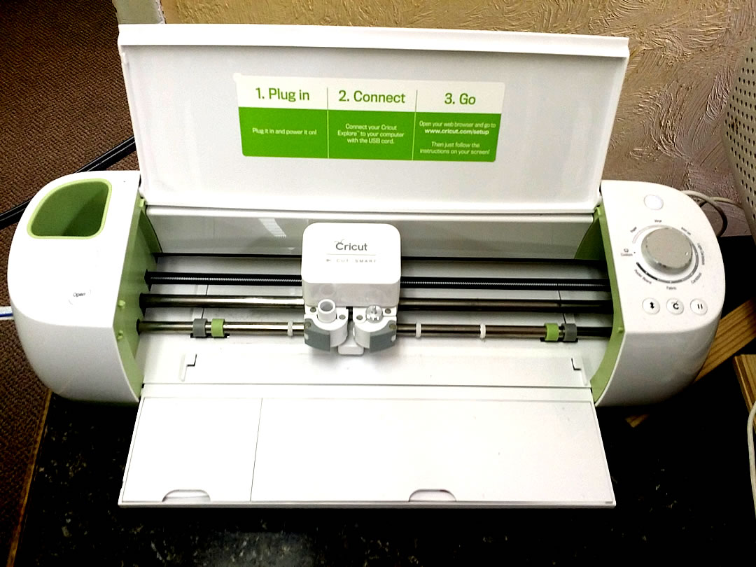 Cricut Explore As A C Amp C Machine For Parts And Decals