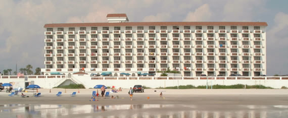 Casa Del Mar Daytona Ormond Beach